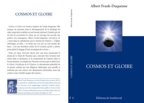 Cosmos et Gloire (Frank-Duquesne, préf. Paul Claudel)