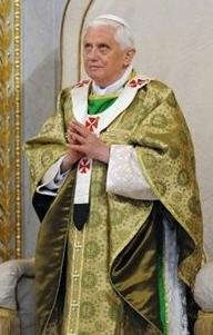 Benoit XVI et la crise de l'idéalisme