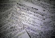 Le manuscrit de la 'messe contemplée' : début de l'enquête