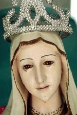 Les larmes de la Vierge