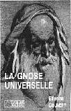 Les cahiers de la Société Barruel ou la chasse à la Gnose