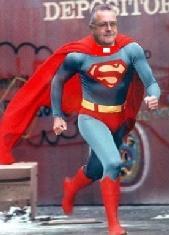Les super-héros en deuils