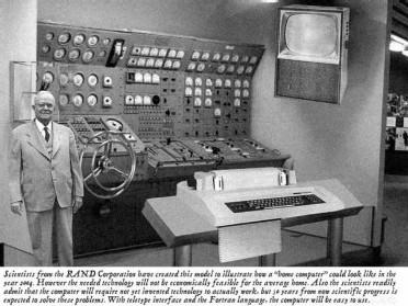 L'ordinateur du futur