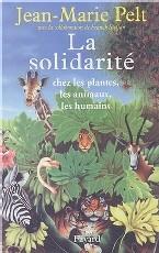 De la solidarité chez les plantes et les animaux à la communion des saints