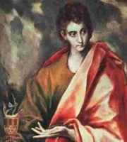 Saint Jean par Le Greco