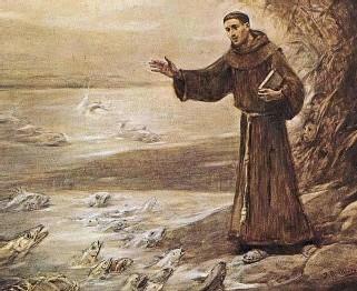 Sermon de saint Antoine aux poissons (Antonio Vieira)