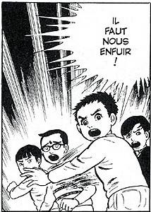 L'école emportée (Kazuo Umezu)