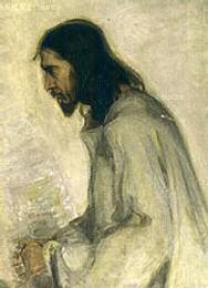 La troisième Tentation du Christ (Albert Frank-Duquesne)