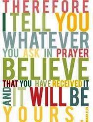La puissance de la prière (exégèse de Marc, 11:24)