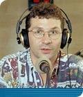 Bertrand Décaillet à la radio