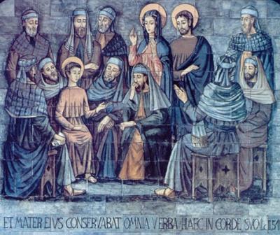 Psychologie de l'Enfant Jésus dans l'Evangile